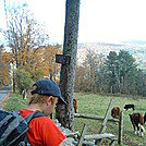 AT in MA - Tyringham Cobble  09/2012 by Teacher & Snacktime in Trail and Blazes in Massachusetts