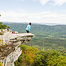 McAfee Knob - Oct 2014 by Teacher & Snacktime in Faces of WhiteBlaze members