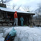Harriman Winter Hike Jan 2014 by Teacher & Snacktime in New Jersey & New York Shelters