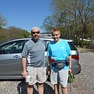 James River WB Hike - April 2014