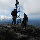 Mt. Washington summit - Sept 2014 by Teacher & Snacktime in Faces of WhiteBlaze members