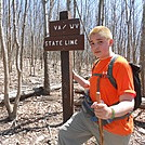 Snickers Gap to Keyes Gap 2014 by Teacher & Snacktime in Trail & Blazes in Virginia & West Virginia