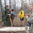 Snickers Gap to Keyes Gap 2014 by Teacher & Snacktime in Thru - Hikers
