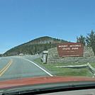 Mt. Mitchell - May 2014