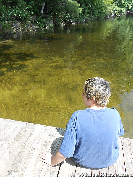 Upper Goose Pond Cabin - August 2014