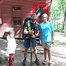 Upper Goose Pond Cabin - August 2014 by Teacher & Snacktime in Thru - Hikers