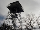 Alberts Mountain firetower by greatbahen in Views in North Carolina & Tennessee