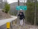 Me at the border