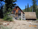 Peter Grub Hut by Big Daddy D in Pacific Crest Trail