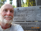 California Oregon Border by Big Daddy D in Pacific Crest Trail