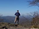 Backcountry Dave atop Blood Mtn, GA by BackcountryDave in Faces