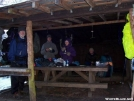 Cold Group in Big Spring Shelter, NC by BackcountryDave in Faces