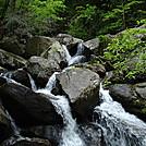 very wet Rocks