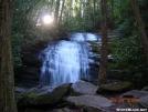 Long Creek Falls in the morning sun by Rainman in Views in Georgia