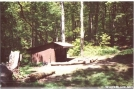 Trail Shelter by Big Guy in North Carolina & Tennessee Shelters