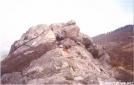 Buizzard_Rock_Blaze by Big Guy in Trail & Blazes in North Carolina & Tennessee