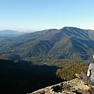 Hanging Rock Overlook by macdaddy in Trail & Blazes in Virginia & West Virginia