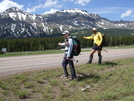 Glacier N P, 2008 by Marta in Continental Divide Trail