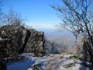 Blood Mountain, 1/2/10 by Marta in Views in Georgia