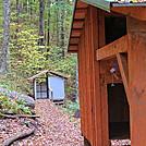 Long Branch Shelter NC & Privy