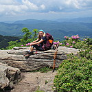 Janes Bald in the Roan Highlands by Momma Duck in Section Hikers
