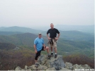 At the top SNP by Butch Cassidy in Thru - Hikers