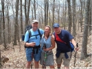 Hippy,Northface and Paladin(Butch Cassidy 07) by Butch Cassidy in Thru - Hikers