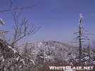 Clingman's Dome in Snow by woebegone in Views in North Carolina & Tennessee