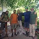 Thru-hikers I met near Puchuck mtn. July 2013 by hikergal in Thru - Hikers
