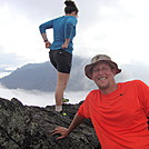 Chimney Tops Trail SMNP