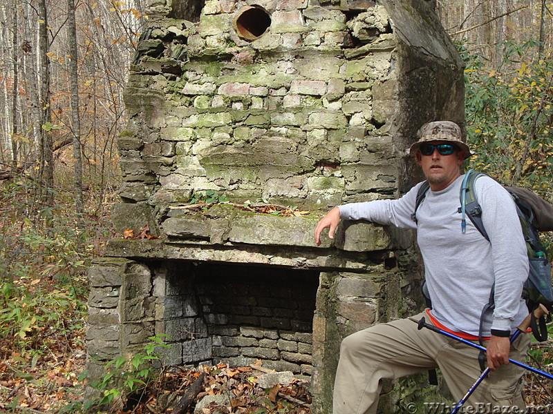Kepart Trail SMNP Oct 2012