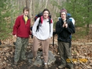 Backpacking by Green Bean in Section Hikers