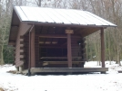 Birch Run Shelter by Green Bean in Maryland & Pennsylvania Shelters