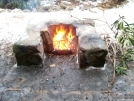 Fire Place by Green Bean in Maryland & Pennsylvania Shelters