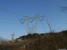 Powerline on Peteres Mountain by Green Bean in Trail & Blazes in Maryland & Pennsylvania