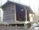 Peters Mountain Shelter by Green Bean in Maryland & Pennsylvania Shelters