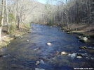 view upstream on Hazel Creek by generoll in Views in North Carolina & Tennessee
