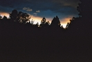 Sunset by Bearpaw in Colorado Trail