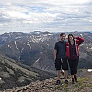 Avalanche Peak - Me & Ash by Invy in Day Hikers