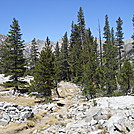 JMT north of Woods Creek junction by Cookerhiker in Other Trails