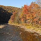 Greenbrier River crossing on Allegheny Trail by Cookerhiker in Other Trails