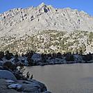 JMT Rae Lakes area
