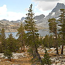 Thousand Island Lake on John Muir Trail by Cookerhiker in Other Trails