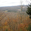 Eastward view from Allegheny Trail by Cookerhiker in Other Trails