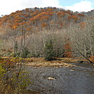 West Fork of Greenbrier River on Allegheny Trail