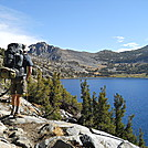 Cookerhiker looks at Duck Lake by Cookerhiker in Other Trails