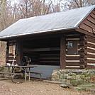Shenandoah NP by Cookerhiker in Virginia & West Virginia Shelters