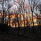 Earl;y morning in Shenandoah NP