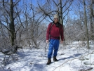 Cookerhiker in SNP after ice storm
