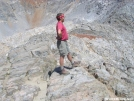 JMT - Cookerhiker atop Pinchot Pass by Cookerhiker in Other Trails